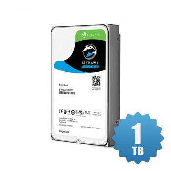Seagate SkyHawk   1TB   HD Interno   3.5'' SATA 3 (ST1000VX005)