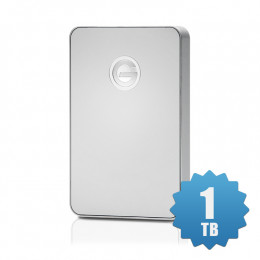 HGST G-Technology G-DRIVE mobile | 1TB | HD Externo | USB 3.0 FireWire 800 (0G02391)