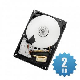 WD Red NAS HDD | 2TB | HD Interno | 3.5'' SATA 3 (WD20EFRX)